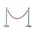 Poste de Fila Q-Line Elegance - Pack 2x