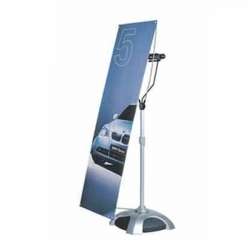 X-Banner Stand 60 - Exterior