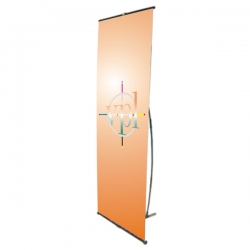 L-Banner Stand 60