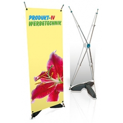 X-Banner Stand 60 - Outdoor