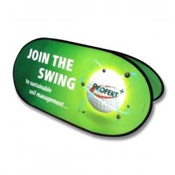 Golf Banner 200